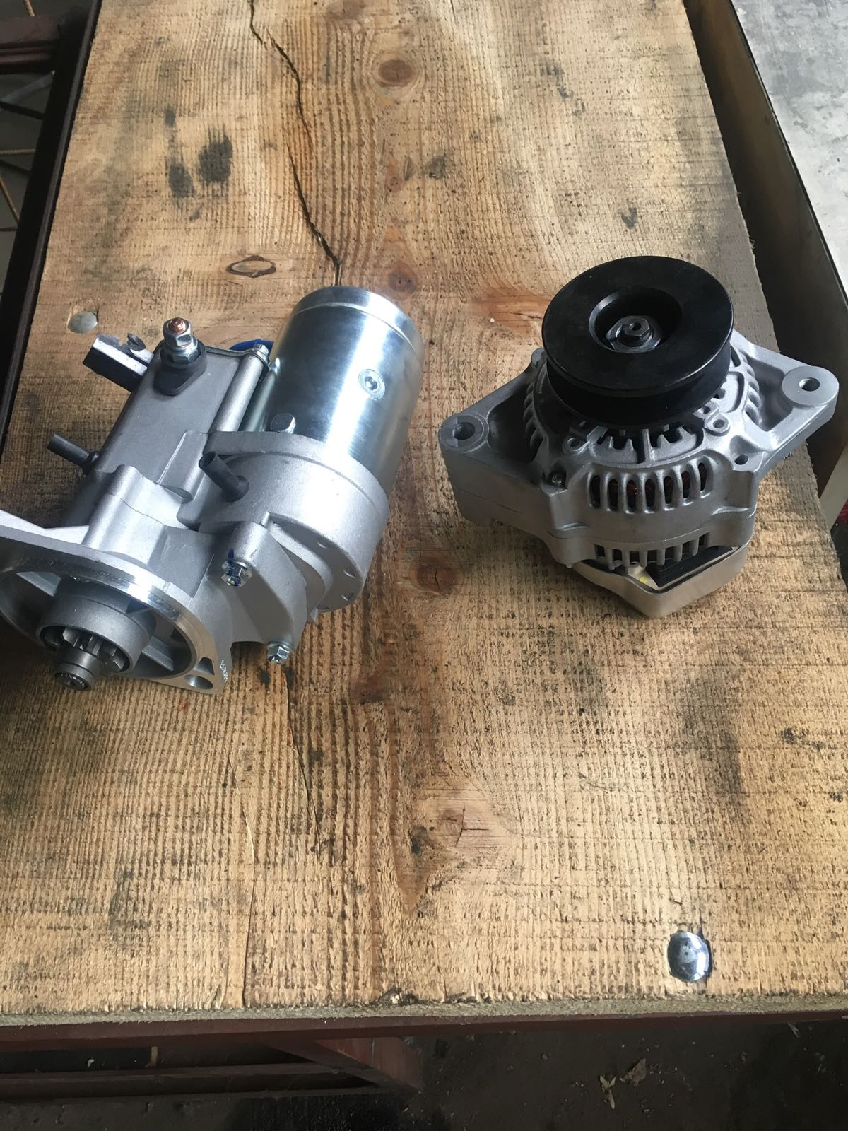 alternator eurocomach original
