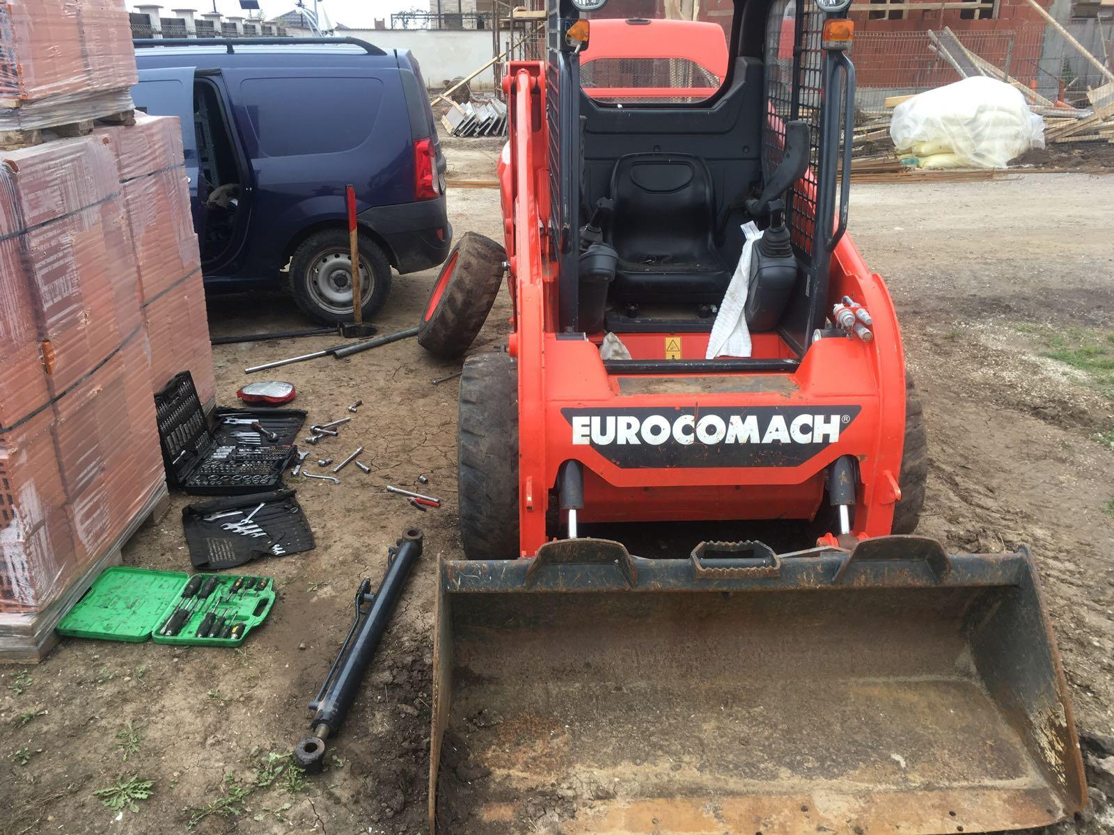 eurocomach inlocuire alternator
