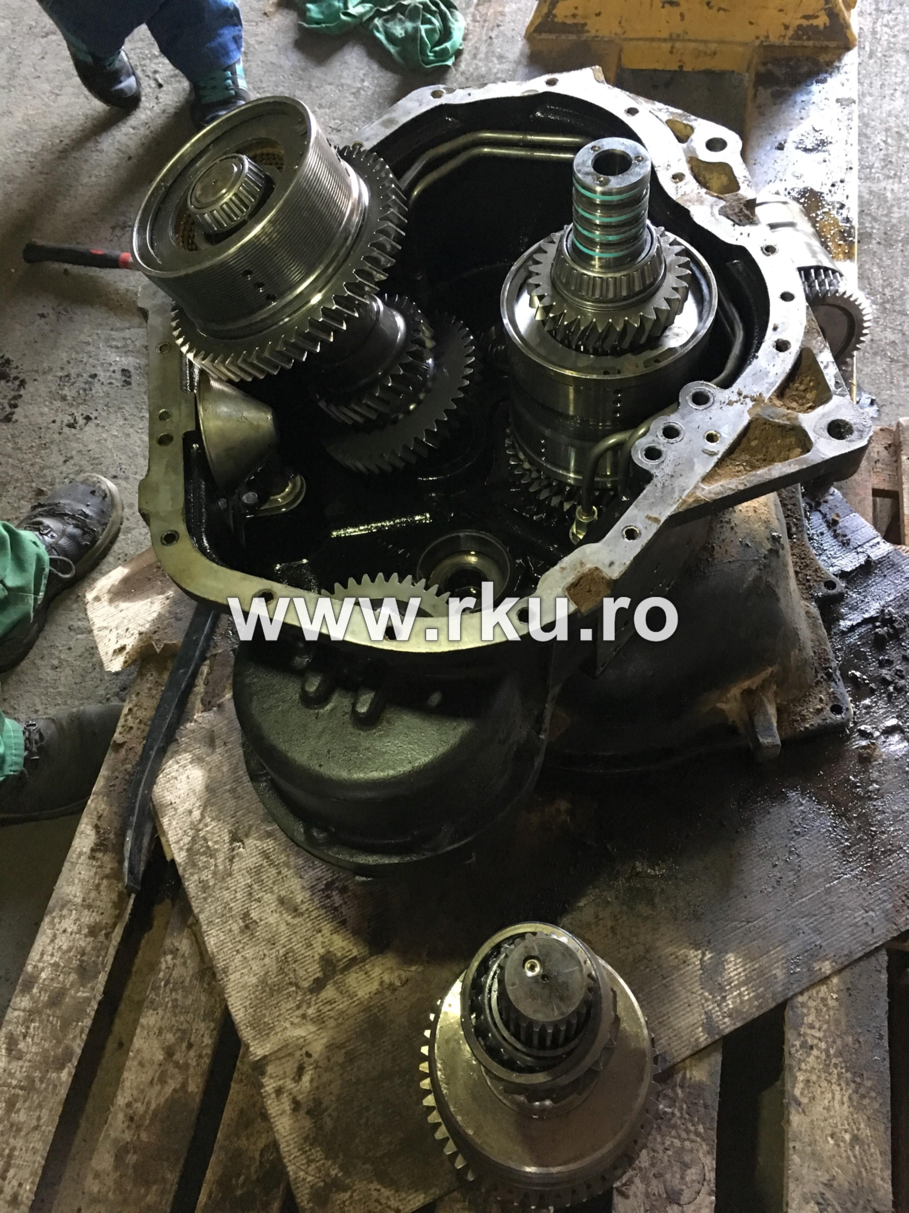electrovalve buldoexcavator JCB 4CX