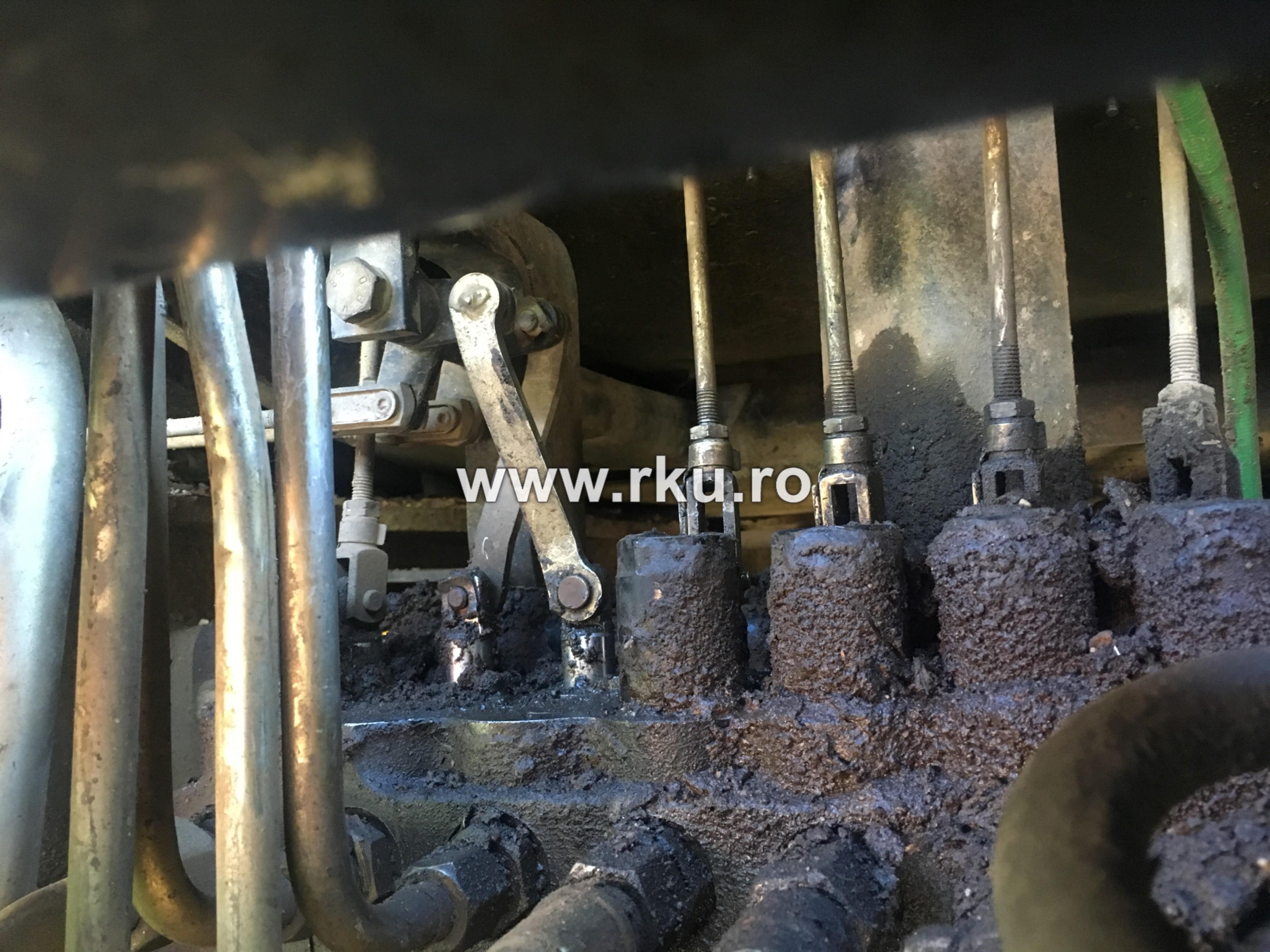 reparatie buldoexcavator terex