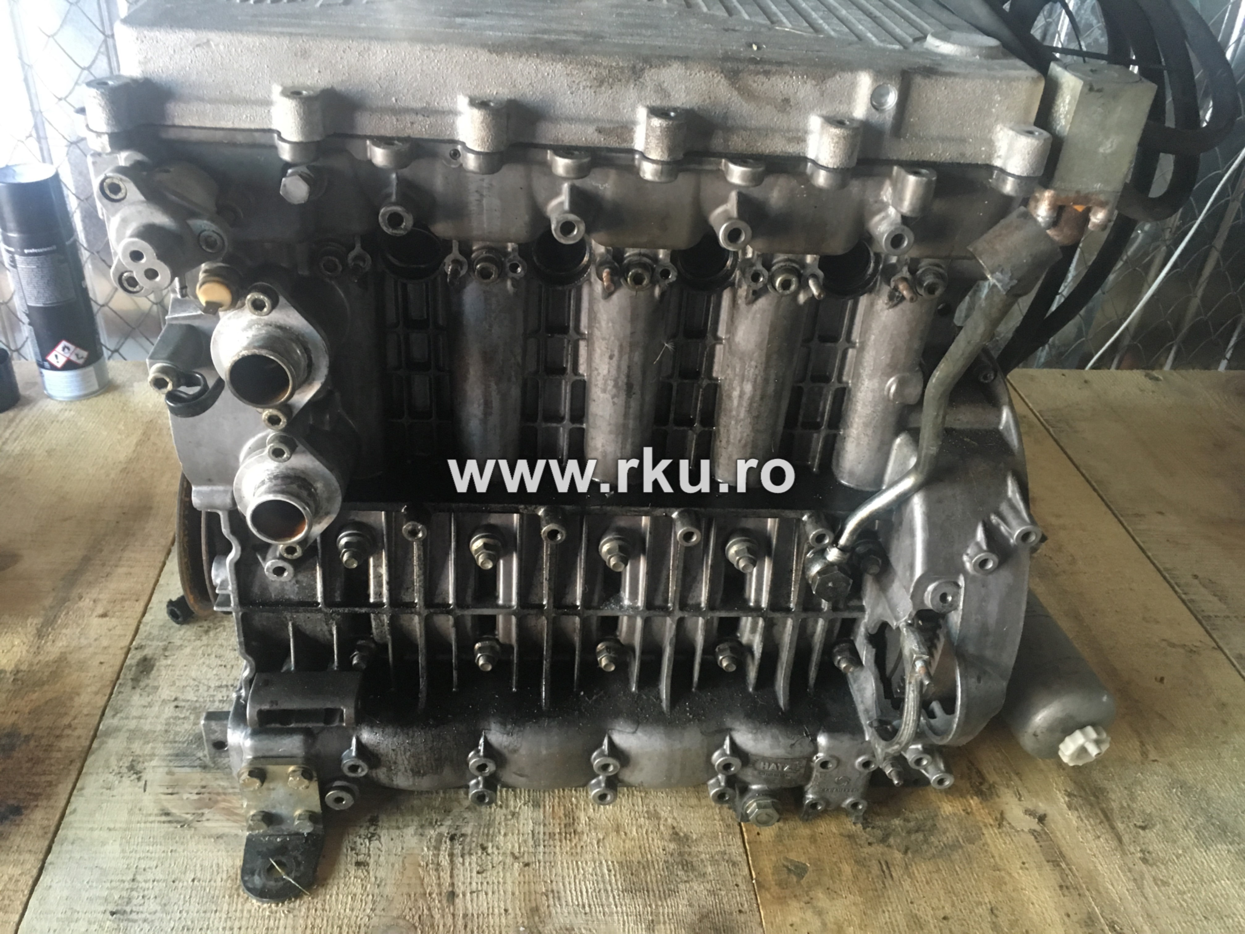 reparatie motor HATZ