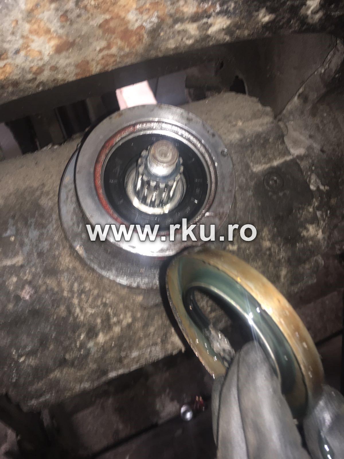 reparatie terex tl260