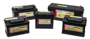 baterie pentru buldoexcavator