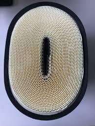 Filtru de aer Caterpillar 432D (buldoexcavator)