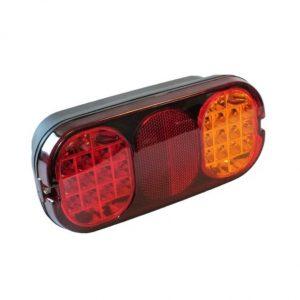 Lampa stop JCB 3CX 4CX LED