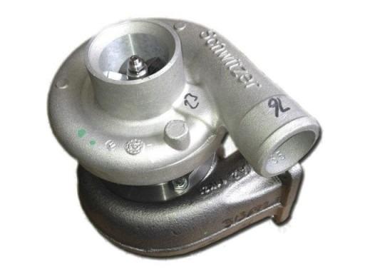 Turbosuflanta Perkins RH (motor)