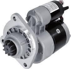 Electromotor JCB 3CX