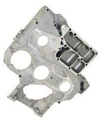 Carcasa distributie JCB 526 (incarcator telescopic)